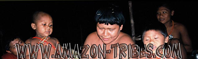 Native Amazonians