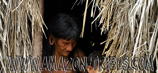 Amazon Native Woman